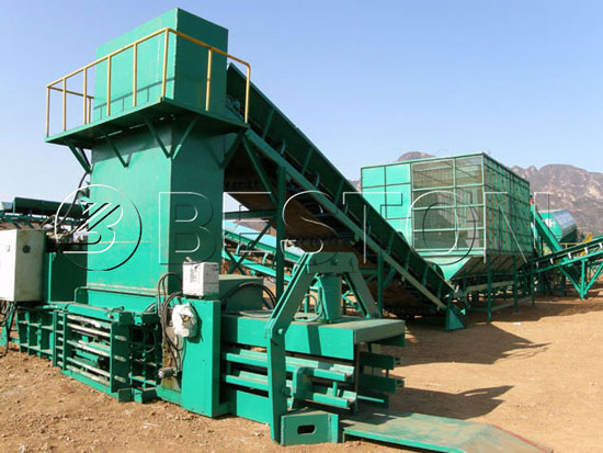Garbage Treatment And Disposal Plant for Sale